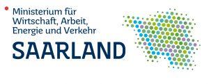 Logo Ministerium für Wirtschaft, Arbeit, Energie und Verkehr Saarland