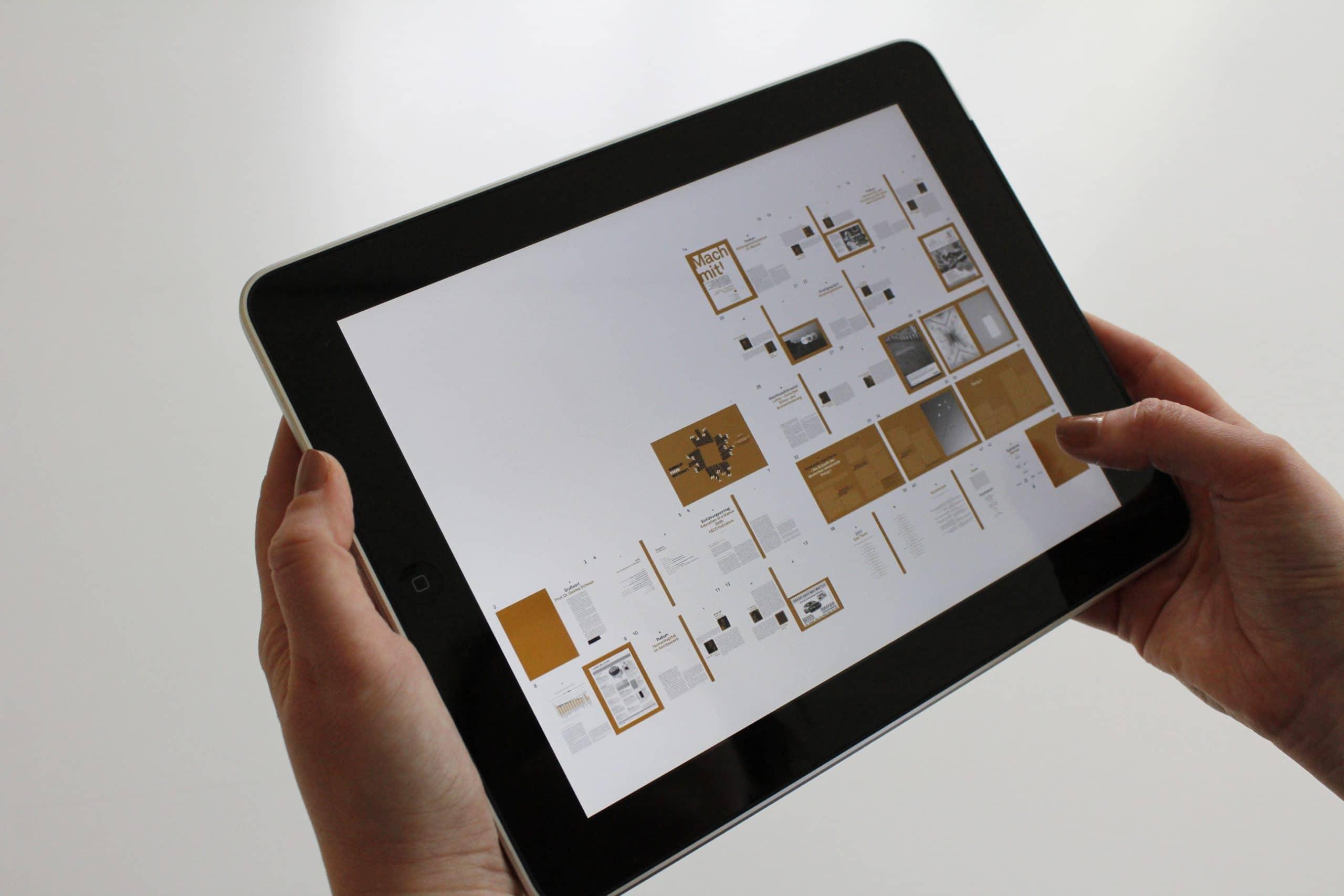Tablet Mittelstand 4.0