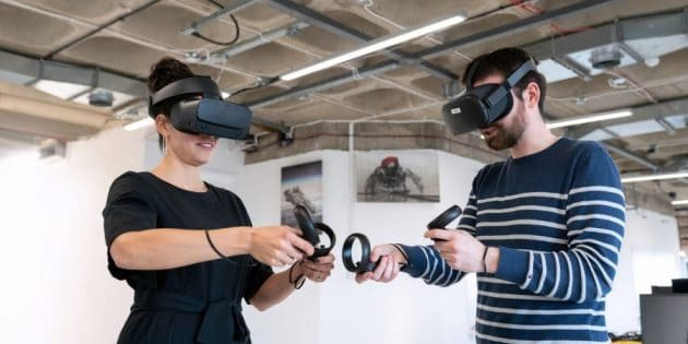 E-Learning mit Hilfe von Virtual Reality im Bausektor