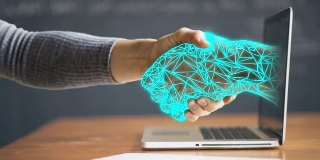 Process Automation unterstützt den Menschen
