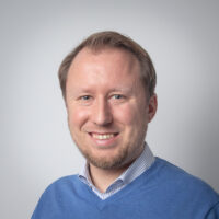 Portrait Mitarbeiter Björn Maurer