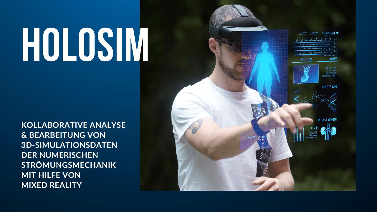 Video zum Projekt HoloSim