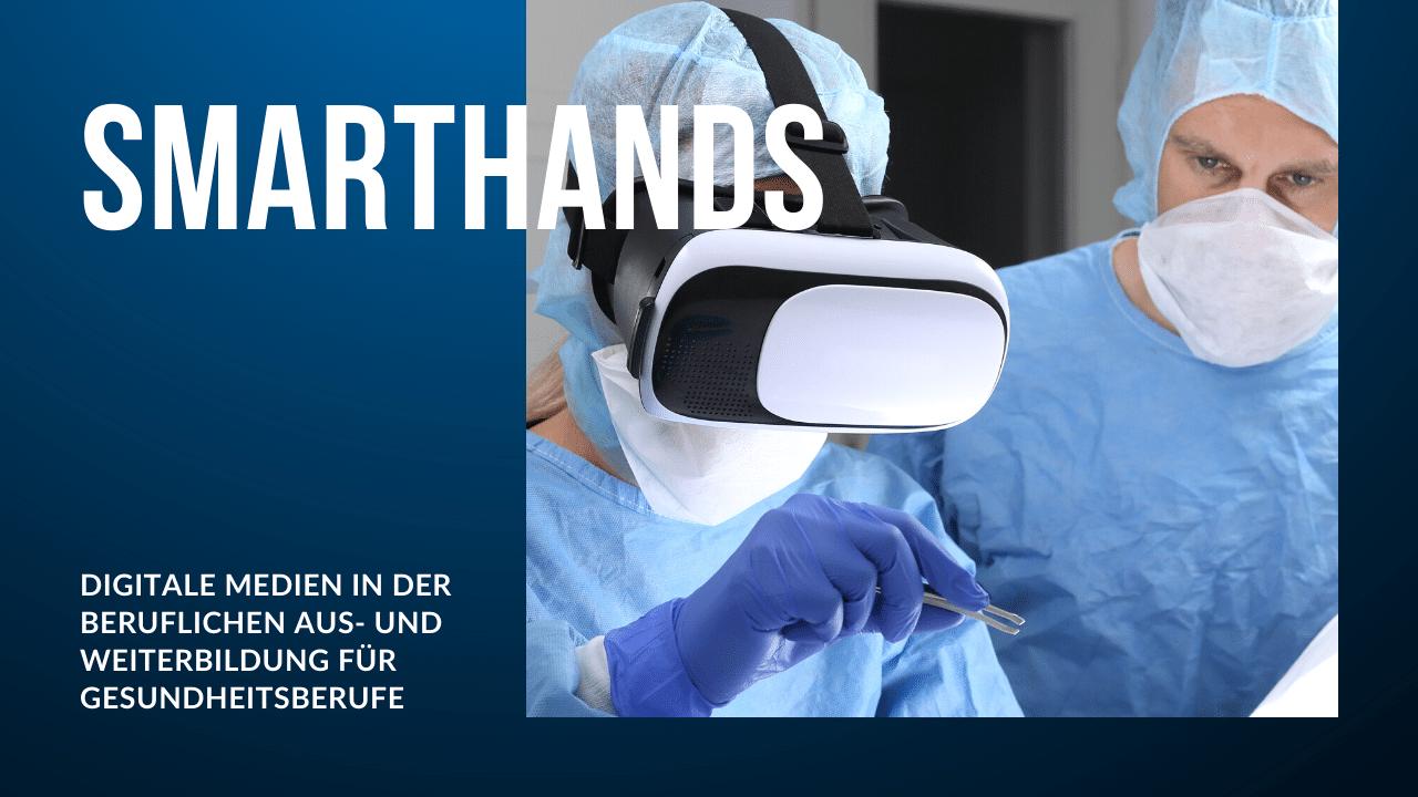 Video zum Projekt SmartHands