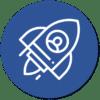 Icon zum Start-up-Pitch