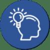 Icon Identifikation Unternehmerpersönlichkeit