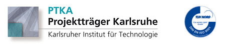 Projektträger Karlsruhe Logo