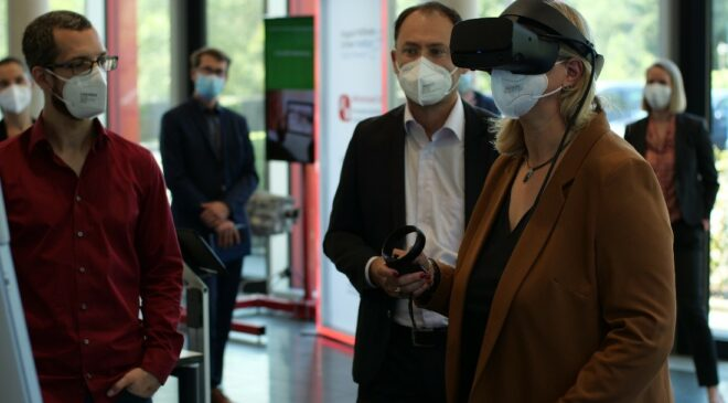 Ankre Rehlinger VR Test